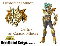 Cancer Minor Celtus